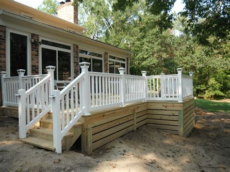 horizontal deck skirting ideas 25 best ideas about deck skirting on front