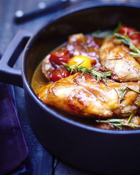 cuisine le lapin lapin à la saintongeaise pour 6 personnes recettes