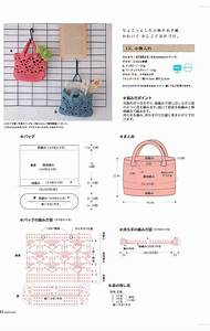 Tote Bag With Diagram Chart