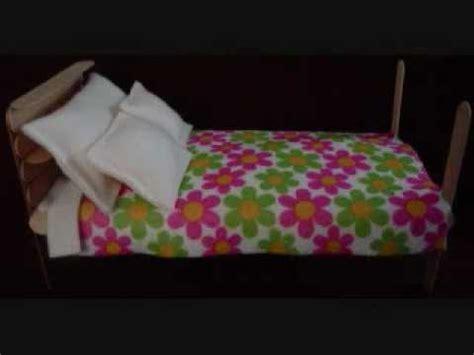 doll furniture  popsicle sticks plans diy