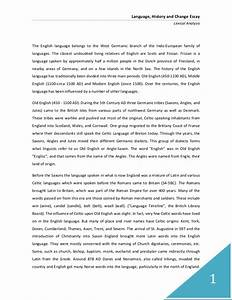 Wonder Of Science Essay Books On Change Management Write A Good Thesis Statement For An Essay also How To Write A Thesis For A Narrative Essay Essays On Change Object Description Essay Example Essays On Change  Interesting Essay Topics For High School Students