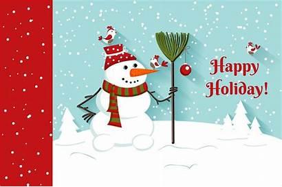 Holiday Card Happy Christmas Merry Designs Season