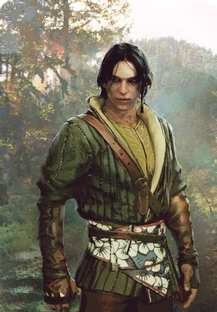 ciaran aep easnillien gwent card  official witcher wiki