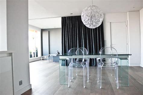 chaises de cuisine alinea chaise de salle a manger transparente