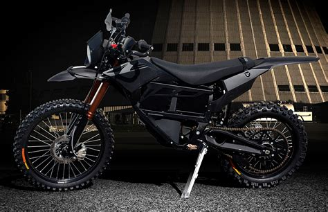 Zero Motorcycles Announces Mmx, The Military Electric Bike