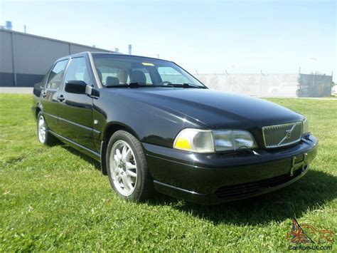 2000 Volvo S70 by Turbo 2000 Volvo S70 Glt Se 140k Clean And