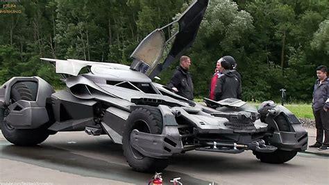 Batmobile 'batman V Superman' Featurette [+subtitles