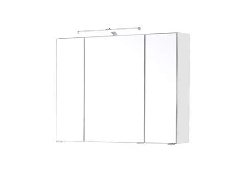 Badezimmer Spiegelschrank 90 Cm Breit by Bad Spiegelschrank Bologna 3 T 252 Rig Mit Led