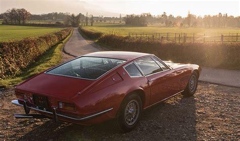 Vintage Maserati vintage corner maserati ghibli premier financial services