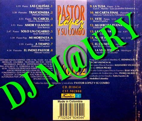 Melodias Colombia Pastor Lopez Exitos Vol