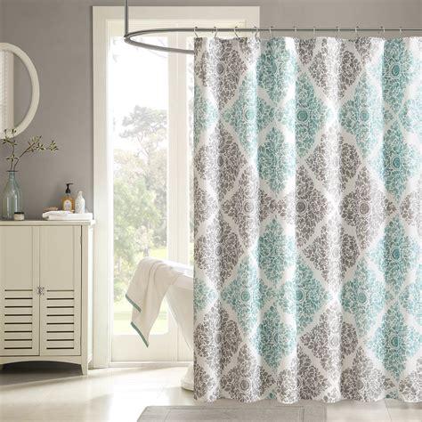 bathroom with shower curtains ideas bathroom cotton fabric shower curtains for pretty