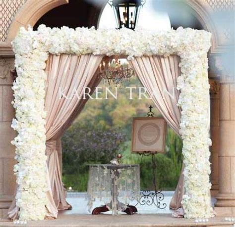 Arch Decoration Ideas For Wedding - Elitflat