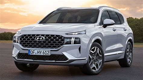 The hyundai santa fe (korean: Hyundai Santa Fe Facelift (2020): Neuvorstellung - SUV ...