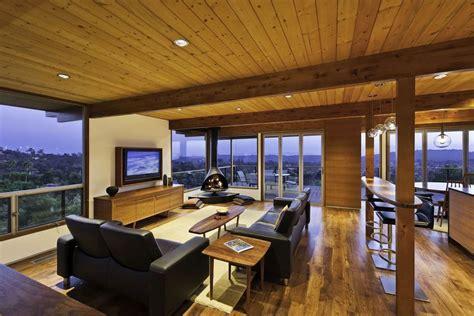 hillside home opened    post  beam makeover