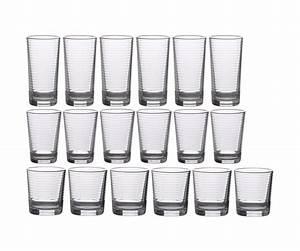 Service De Verres Pas Cher : service 18 verres ensemble complet verre a eau long drink ap ro et orangeade ~ Farleysfitness.com Idées de Décoration