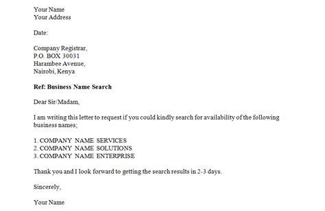 finance assistant cover letter kenya request letter format for vendor registration gallery