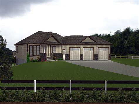 carport plans attached  house house plans  attached  car garage ranch bungalow house