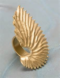 Conch Shell Ring