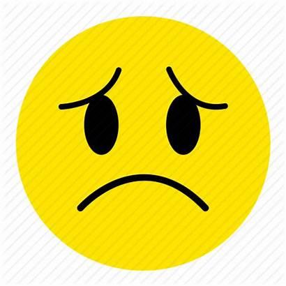 Sad Emotions Depressed Emotional Expression Icon Emoticon