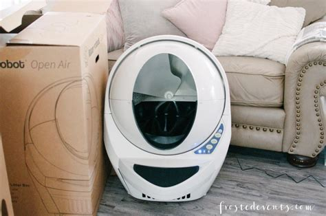 Litter Robot Read Our Review Of The Self Cleaning Cat