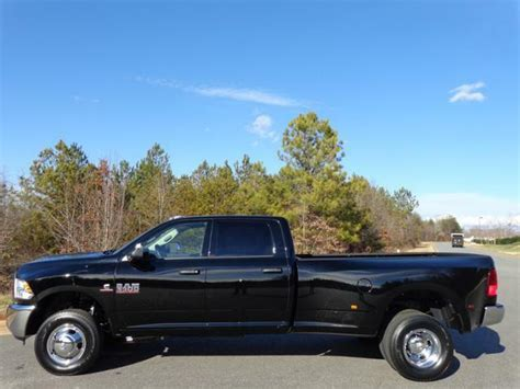 new 2015 dodge ram 3500 4wd 4dr dually cummins diesel drw new ram 3500 for sale in newton