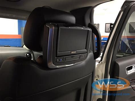 2012 Durango Custom Headrests2  Westminster Speed
