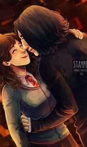 Pin by CloudXVII on Snamione | Snape and lily, Severus ...