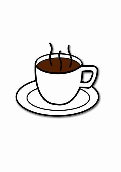 Clip Coffee Clipart Coffe Chocolate Cup Espresso