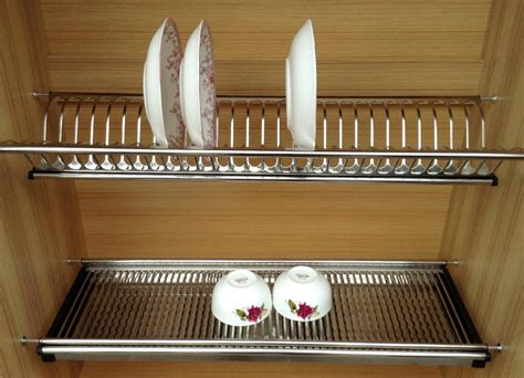 stainless steel dish rack yuchen china manufacturer household metallic products home
