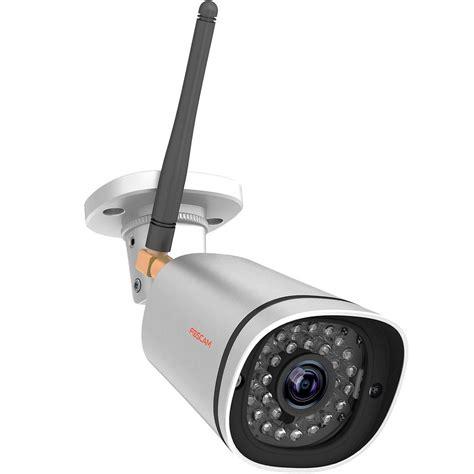 foscam p wi fi wireless bullet outdoor security camera