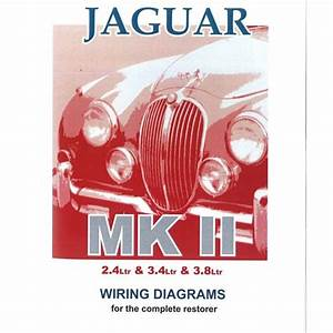 Jaguar Mark 2 Wiring Diagram Aftermarket Tachometer Wiring