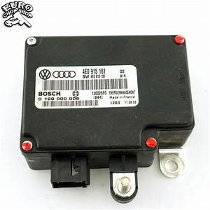 Battery Trunk Power Fuse Box Junction Audi A8 S8 D3 2004
