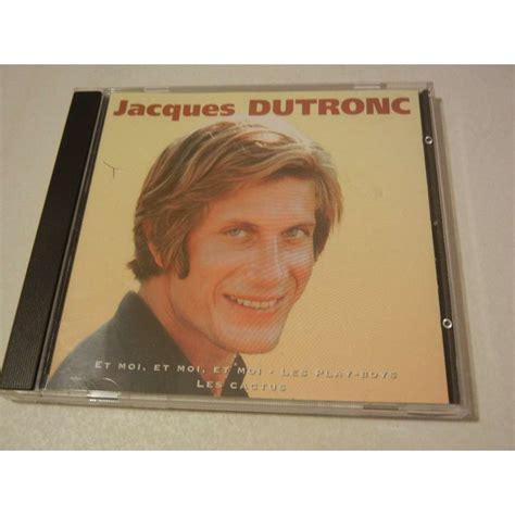 jacques dutronc titres cristal collection 18 titres de jacques dutronc cd chez