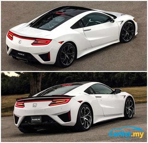 acura nsx and honda nsx same same but not the same