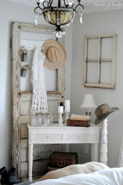 shabby chic corner bedroom corner shabby chic bedroom other metro by buckets of burlap