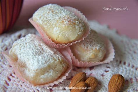 fior di mandorla fior di mandorla biscotti siciliani una siciliana in cucina