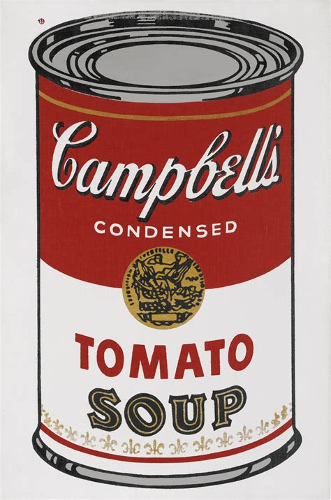 Cbell Tomato Soup Andy Warhol by 187 Ao Auction Recap Sotheby S Contemporary