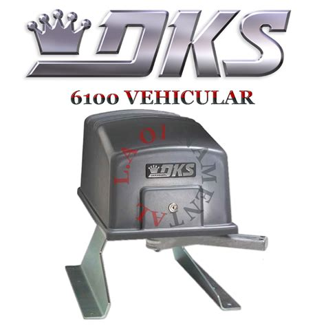 door king gate operator doorking 6100 082 115v residential swing gate openers