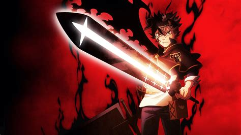 asta black clover wallpapers top  asta black clover