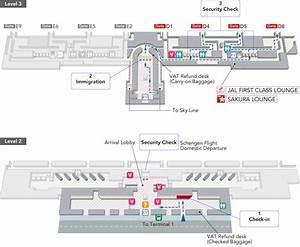 Frankfurt Airport  Terminal Map  Airport Guide