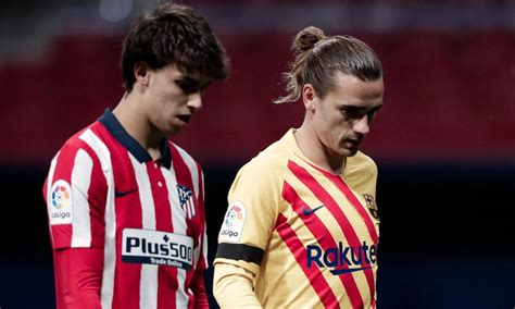 Detailed Analysis: Atletico Madrid 1-0 Barcelona | Barca ...