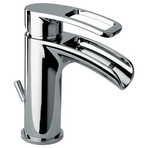 Single Bathroom Faucet by Glacier Bay Kiso Single 1 Handle Low Arc Bathroom