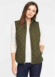 Old Navy Textured Quilted Vest for Women | Outerwear