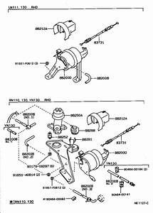 Toyota Hilux 4runnerln111r-crmssq - Electrical