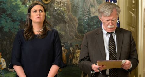 WH Says NK Threatening To Withdraw From Talks Was 'Fully ...