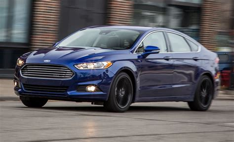 2016 Ford Fusion Quick Take
