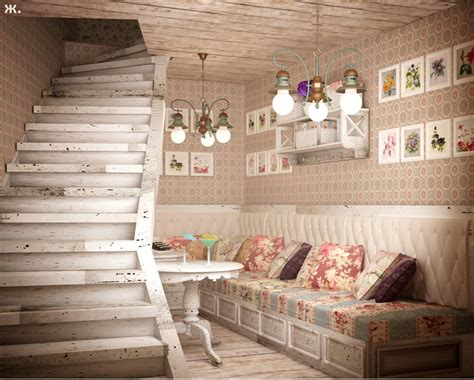The Shabby Chic Round Off  Crown French Furniture
