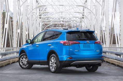 hybrids rav  routinely usas  selling suv