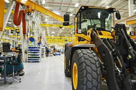 volvo ces shippensburg pa production hub sees