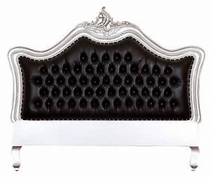 Tete De Lit Argent : commode de style baroque design ~ Teatrodelosmanantiales.com Idées de Décoration